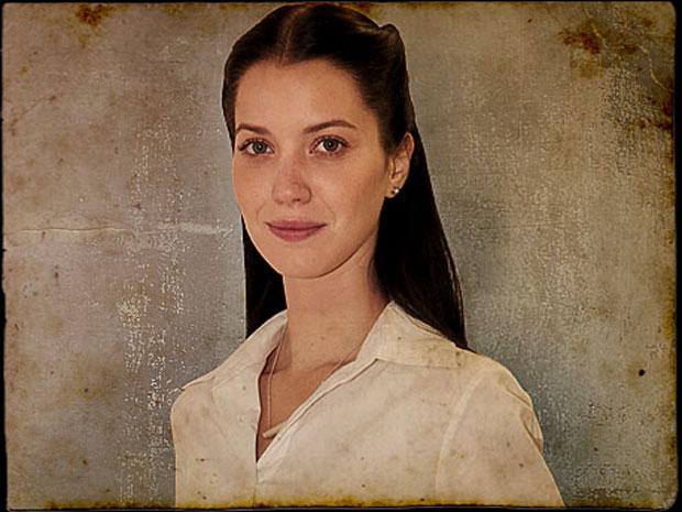 Nathalia Dill será Doralice, filha do prefeito de Brogodó