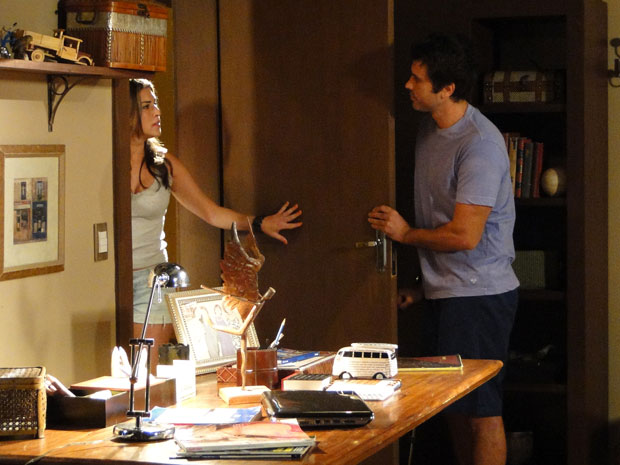 Pedro expulsa Irene de seu quarto