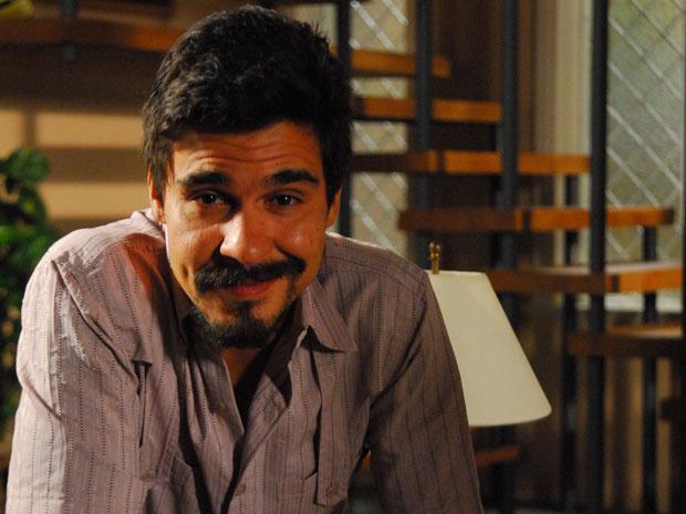 Último trabalho de André Gonçalves em novelas foi em Escrito nas Estrelas
