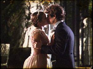 Inácio e Antônia se apaixonam à primeira vista