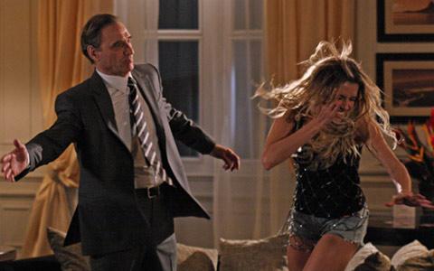 Cortez bate em Natalie e termina tudo: 'Você é um pedaço de carne' (Insensato Coração / TV Globo)