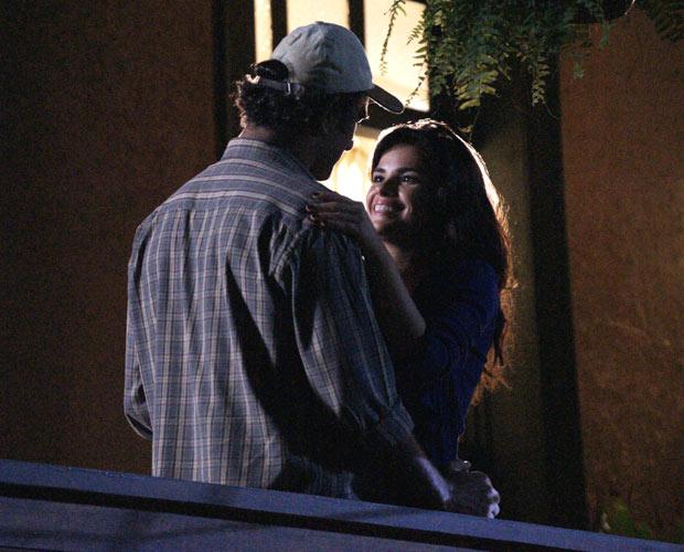 Abner pede Celeste em casamento