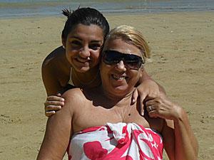 Nancy e Gabriela Bensdorp