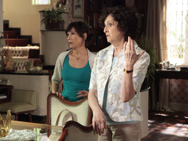 """""""A gente colhe o que plantou"""", provoca Tia Neném, alfinetando Wanda"""
