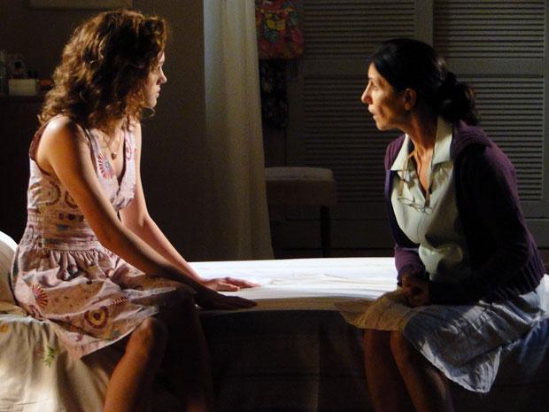 Márcia revela que Guilherme vai casar com a Alice