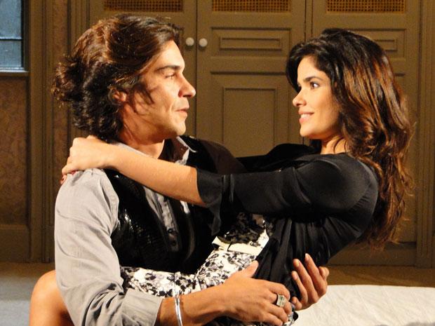 Áureo e Celeste concordam que o melhor é permanecerem juntos