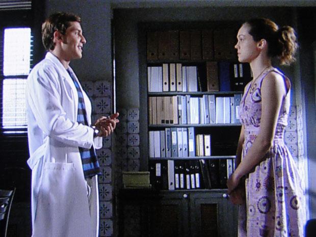 Márcia confronta Guilherme sobre relacionamento com Alice