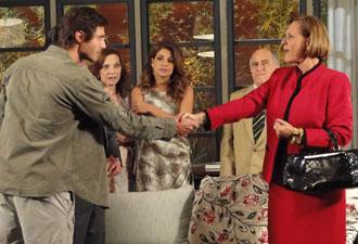 Tiago e Minerva selam acordo