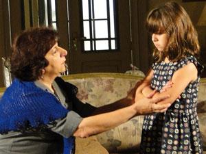 Salomé implora para Tonica revelar mais detalhes