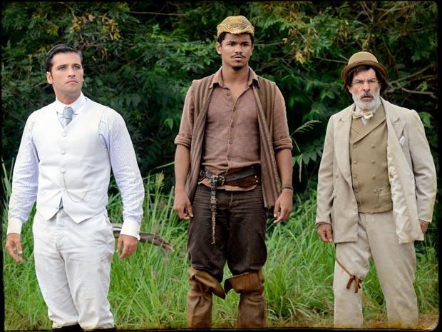 Timóteo, Tibungo e Batoré ficam sem entender o que está acontecendo