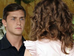 Guilherme tenta torná-la sua amante