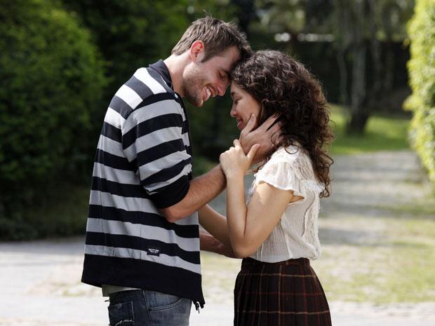 Wilson pomete ajudar a amada para eles ficarem juntos