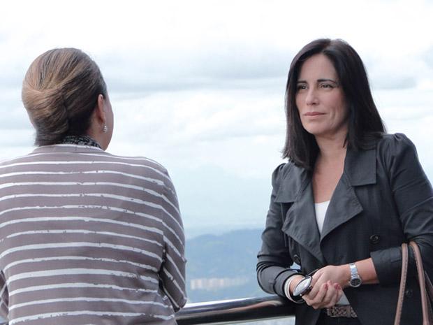 Norma ouve de Zuleica que Léo já se envolveu com negócios que não deram certo