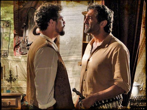 Herculano ameaça invadir Brogodó, mas Jesuíno não recua
