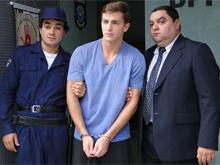 Guilherme é preso por estelionato (Morde & Assopra/ TV Globo)