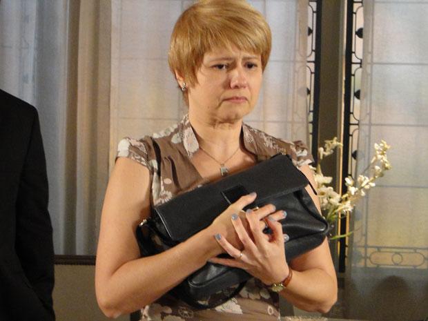 Lilian fica chocada com humilhação