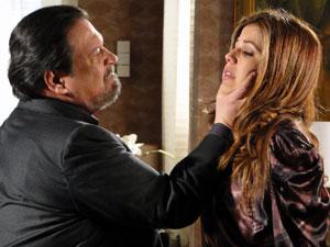 Oséas briga com Lavínia