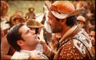 Herculano briga com Timóteo (cordelencantado/tvglobo)