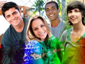 Imagem personagens (Foto: Malhação / TV Globo)