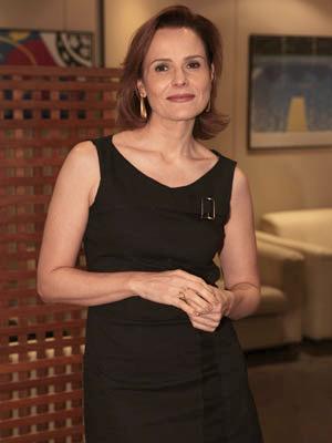 Bia Seidl será Helena, prima de Wanda (Foto: Insensato Coração/ TV Globo)