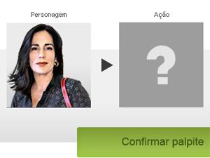 A que ponto ela pode chegar? (Foto: Insensato Coração/TV Globo)