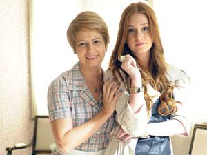 Alice vai descobrir que é filha de Lilian (Foto: Morde & Assopra / Tv Globo)