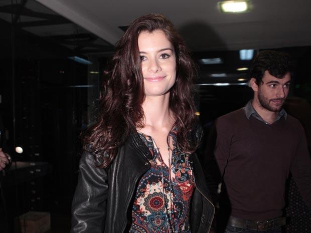 Alinne Moraes (Foto: O Astro /  TV Globo)