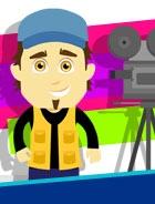 Saiba mais sobre a carreira de Cinema  (Malhação / TV Globo)