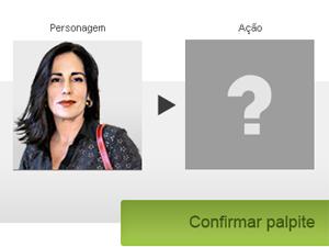 Palpitômetro (Foto: Insensato Coração/TV Globo)
