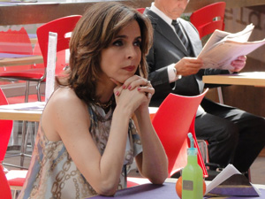 Eunice (Foto: Insensato Coração/ TV Globo)