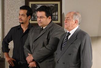 Isaías avisa que vai deixar Minerva na sarjeta (Foto: Morde&Assopra/TVGlobo)
