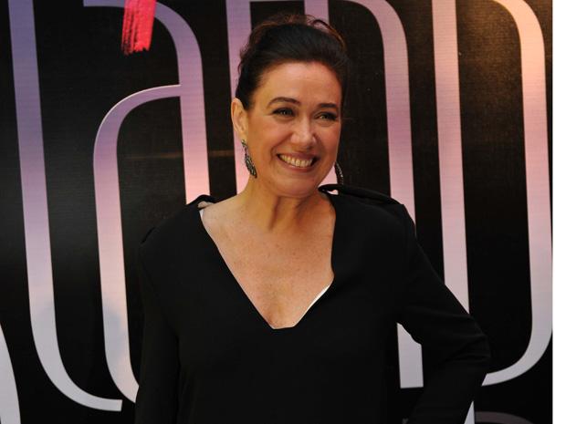 Lilia Cabral interpreta Griselda, protagonista da trama (Foto: TV Globo/Renato Rocha Miranda )