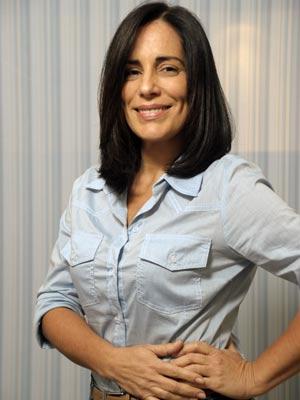 Gloria Pires sentirá saudades de Norma (Foto: Insensato Coração/ TV Globo)