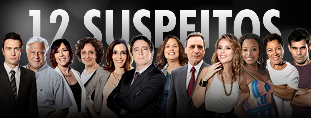 São 12 suspeitos: final revelará o verdadeiro assassino (Foto: Insensato Coração/ TV Globo)