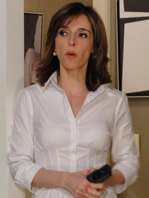 Eunice promete dar a volta por cima (Foto: Insensato Coração / TV Globo)