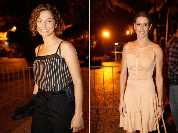 Deborah Secco e Camila Pitanga, as queridíssimas Natalie e Carol de Insensato Coração (Foto: Insensato Coração / TV Globo)