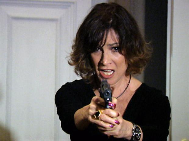 Wanda é a assassina (Foto: Insensato Coração/ TV Globo)