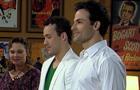 Eduardo e Hugo se unem (Insensato Coração/ TV Globo)