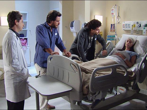 Lili sai do coma, hoje em 'O Astro' Últimas da TV