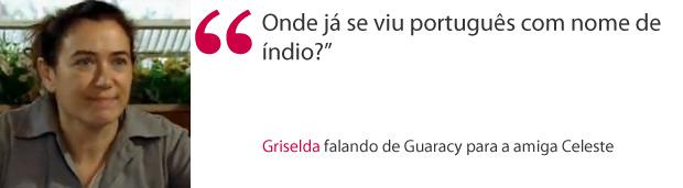 Griselda (Foto: Fina Estampa/TV Globo)