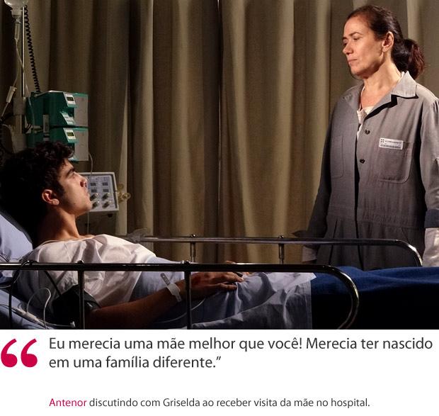 Frase Antenor (Foto: Fina Estampa / TV Globo)