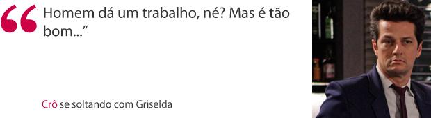 Frase cro (Foto: Fina Estampa / TV Globo)