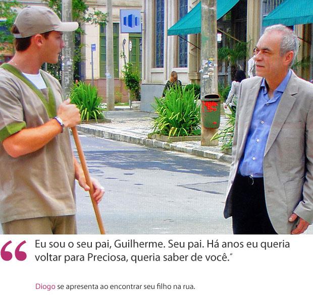 frase guilherme grande (Foto: Morde & Assopra / TV Globo)