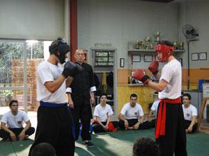 duelo gabriel e betão (Foto: Malhação/ TV Globo)