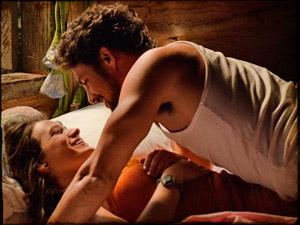 Cauã destacou entrosamento com Bianca (Foto: Cordel Encantado/Tv Globo)