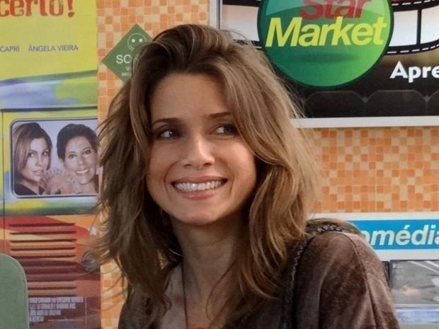 Letícia Spiller Malhação (Foto: Malhação / TV Globo)