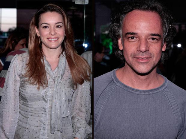 A personal trainer Cris (Regiane Alves) vai aprontar já no primeiro capítulo, provocando a separação de Jonas (Paulo Betti) e Eva (Ana Beatriz Nogueira) (Foto: A Vida da Gente/TV Globo)