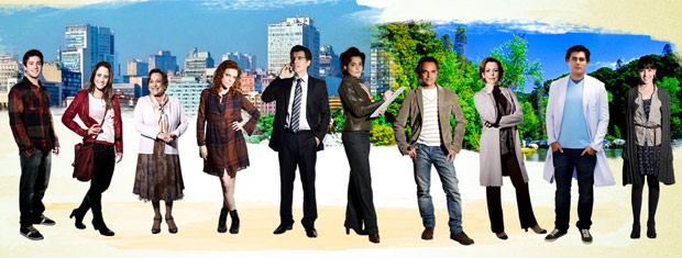Saiba quem é quem em A Vida da Gente (Foto: A Vida da Gente/TV Globo)