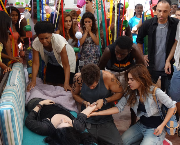 alexia desmaia (Foto: Malhação/ TV Globo)