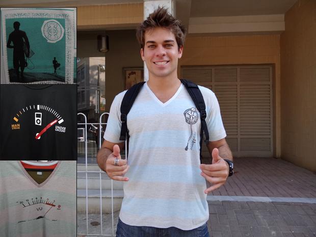 camisetas betão Malhação (Foto: Malhação / TV Globo)
